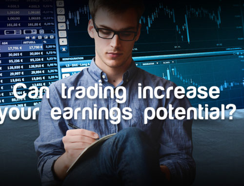 Can trading increase your earnings potential?